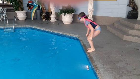 june swim